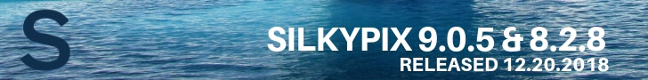 SILKYPIX 9.0.5 / SILKYPIX 8.1.28 Released; Adds Canon PowerShot SX70 HS and Leica Cameras