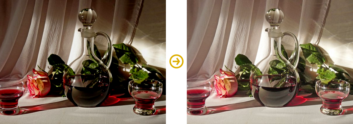 Fixing Low Light Problems with SILKYPIX Exposure Bias