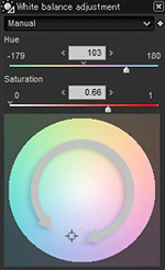 White Balance Adjustment Tool